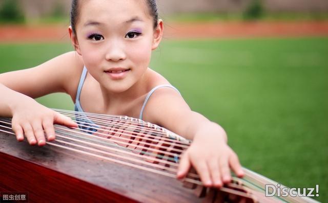 小孩学古筝竟有这么多好处